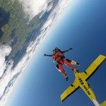 skydiving at 90