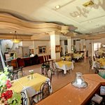 Cafe Bianca at the lobby serves local & international cuisine