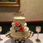 Cheesy eddies did my wedding cake! Amazing. Looked great and tasted great. Got so many complimen