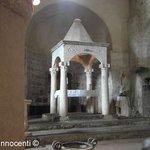 Il Ciborio della chiesa di Santa Maria Maggiore