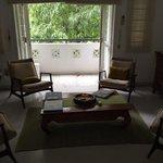 Sitting area 3B Apartment