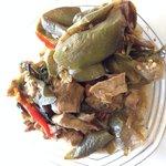 ผัดมะเขืออร่อย…จุงเบย