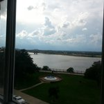 Mississippi from Grand Hotel.