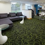 Coffee lounge and business centre