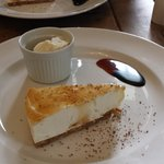 Toffee and Vanilla Cheesecake