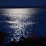 Full moon from hotel