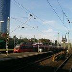Koln Messe Train Station
