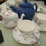 Lovely china tea cups!