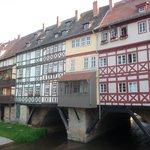 Мост с домами