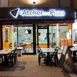 l'atelier de la pizza by night ;-)