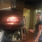 The Wooden oven !