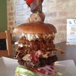 IT Bar Burgers, Amazing!!!