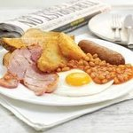 Open from 8am everyday, Why not try a Breakfast