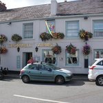 Our newly decorated pub 2014