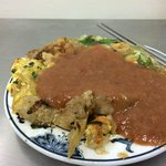 Lai Ji Oyster Omelet With Eggs照片