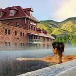 Spa of the Rockies Foto