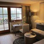 Superior Suite - Wohnbereich