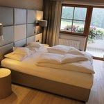 Superior Suite - Schlafbereich