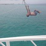 sweet rope swing