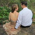 Elopement and mini-honeymoon at a wonderful B&B