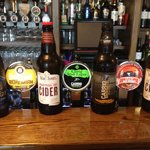 Our full range of craft beers & ciders