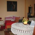 BEDROOM IN VILLA CASABLANCA