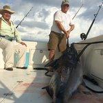 Marlin Negro 160 kg, cerca de Yelapa