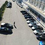 large parking