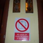 Area de ascensores