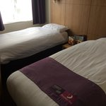 Comfy beds:)