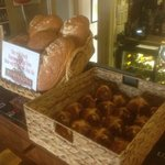 Homemade Breads made with real ale