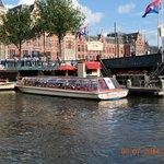 Stone Throw away to Canal cruise