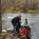 Great trail for a young family