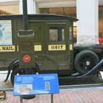Postal Museum Display