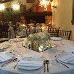 Nuestra hermosa recepción de bodas