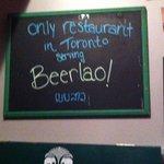 Chalkboard @ Sabai