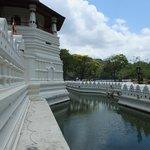 The Temple Moat..!