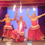 The Kandy Lake Dancers..!