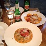 Real italian food in midtown