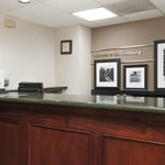 Hampton Inn Hattiesburg Front Desk
