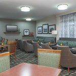 Hampton Inn Hattiesburg Lobby Seating