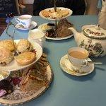 Afternoon Tea at CuriosiTea