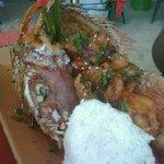 Guachinango Thai