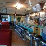 Like a diner of old