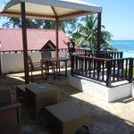 Veranda split level luxury suite