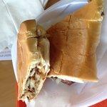 Pan con Lechon - Pork Sandwich