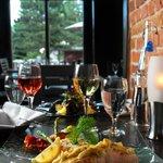 Carte bistro et table d'hôte