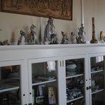 Lladro collection lobby