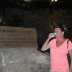 Tasting the Fountain of Youth in St. Augustine