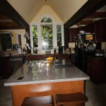 Amazing Kitchen...this photo does not come close to doing it justice!